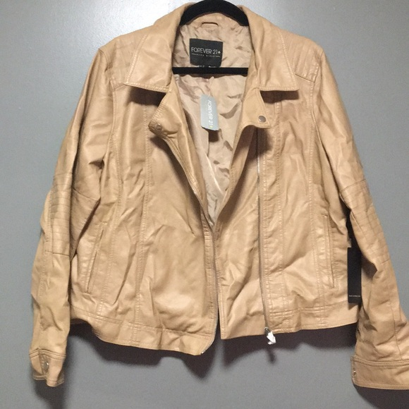Forever 21 Jackets & Blazers - Leather Jacket